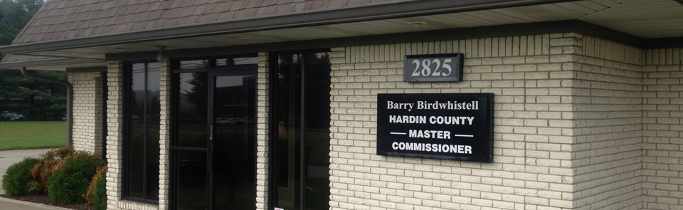 Hardin County Master Commissioner |